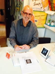 Venlige Hr Nissen, som installerede Danfoss Living Connect for mig:-)