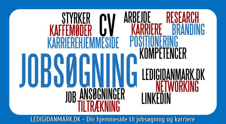 Jobsøgning-ramme